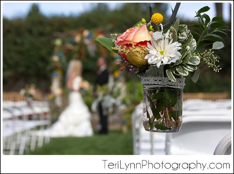 Rotary Gardens Wedding Ceremony